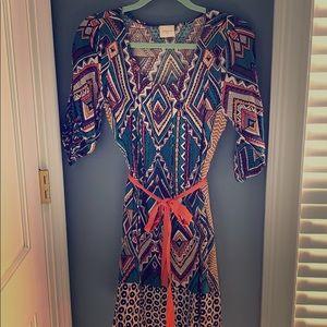 Lightweight fall dress